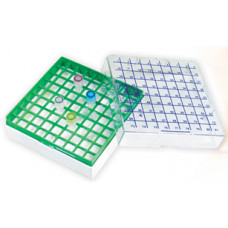 81-well Cryogenic Storage Boxes-PC, 5 pcs.