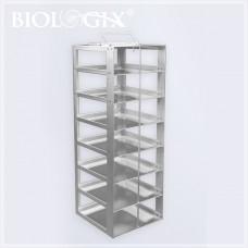 Vertical Type Freezer Racks, Stainless steel ,2 pcs