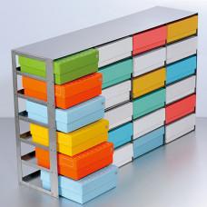 Frame Type Freezer Racks, Stainless steel
