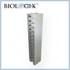 Vertical Type Freezer Racks, Aluminum  ,2 pcs