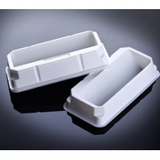 Sterile Solution Basins, 25 ml, Sterile, PS, 100 Pieces.