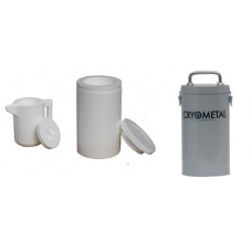 Containers for storing of nitrogen, PS