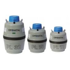 Zásobníky kapalného dusíku typu PL