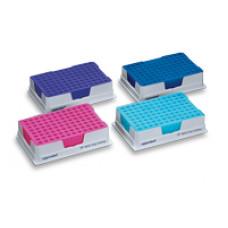 PCR-Cooler - mrazící stojánek pro zkumavky 0,2/0,5 ml a 96 x 0,2 ml PCR destičky, Eppendorf