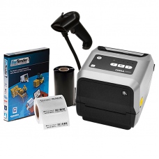 Cryo Straw Identification Printing Kit with Scanner