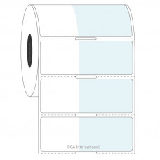 CRYO & AUTOCLAVE RESISTANT WRAP-AROUND LABELS