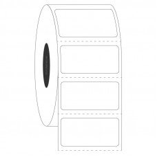 HyhiTAG, permanent adhesive - Autoklávovatelné štítky