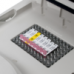 NON-ADHESIVE TAGS FOR PCR TUBES AND TUBE STRIPS, core 1 inch