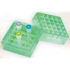 25-well Cryogenic Storage Boxes-PP, 5 pcs.