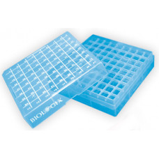81-well Cryogenic Storage Boxes-PP, 5 pcs.