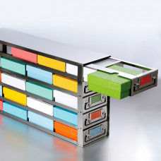Side Access Drawer Freezer Racks