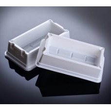 Sterile Solution Basins, 100 ml. Sterilne, PS, 50 Pieces.