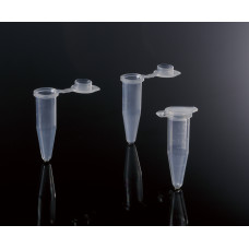 1.5 ml Microcentrifuge Tubes, Natural Color, 500 pcs