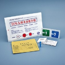 903 DNA Color Sample Collection Card