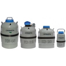 KB Series Liquid Nitrogen Containers