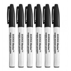 Alcohol-Resistant Water-Resistant Cryogenic Marker, 6 pcs.