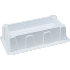 Solution Basins, 100 ml, Pack of 5 pieces, Sterile, 40 pack (200 pcs.)