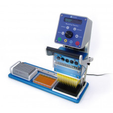 Semi-Automated Pipettor with transport suitcase -  Sorenson BioScience, Inc.